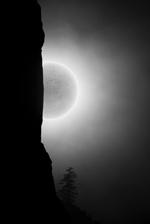 Bryant Austin: I'm Here - Cathedral Spires Solar Exit - Yosemite, 2016