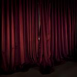 Cig Harvey: Red Curtain, 2016