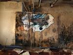 Dave Jordano: Room Detail 16, Chanute AFB, Rantoul, IL