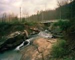 Jeff Rich: Watermain for the City of Asheville Water District , The Swannanoa River, 2007