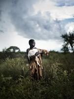 Joey L: Portrait of Oudulomasha