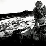 Jon Edwards: Raking, Casco Bay, Maine, 2004