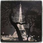 Keith Carter: Eiffel Tower, 1999
