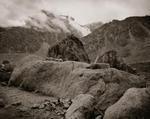 Linda Connor: Landmark Rock, Spiti, India, 2002