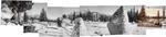 Mark Klett: Mark KLett and Byron Wolfe, Above Lake Tenaya, 2002