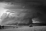Mitch Dobrowner: Wedge over Plains, 2014