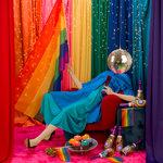 Patty Carroll: Pride Flag
