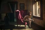 Richard Tuschman: Woman at Window, 2013
