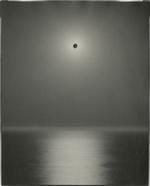 SOLAR Group Exhibition: Chris McCaw, Sunburned GSP#376(Pacific Ocean), 2009