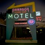 Steve Fitch: Paragon Motel, Denver Colorado, 1979