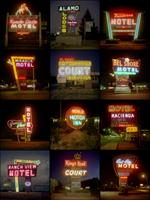 Steve Fitch: Motel Signs, 1979-1980