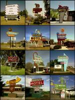 Steve Fitch: Motel signs, 1980 to 2007