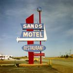 Steve Fitch: Highway 90, Van Horn, Texas; March 24, 2006