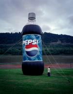 Susana Raab: Pepsi Bottle, Portsmouth, Ohio, 2006