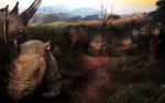 Traer Scott: Rhinoceras