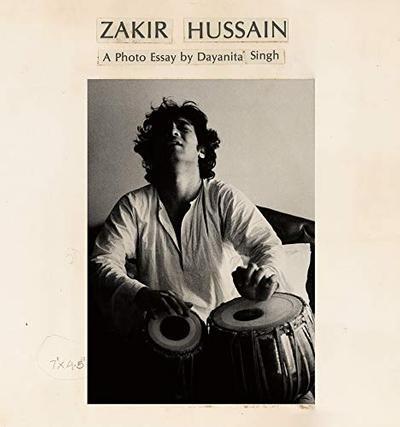 Dayanita Singh: Zakir Hussain Maquette.